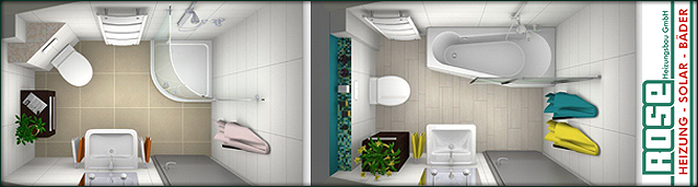 Galerie - Ideen fa r badgestaltung ...